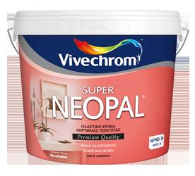 Χρώματα Τοίχου & Προϊόντα Εσωτερικής-Εξωτερικής Χρήσης Vivechrom
